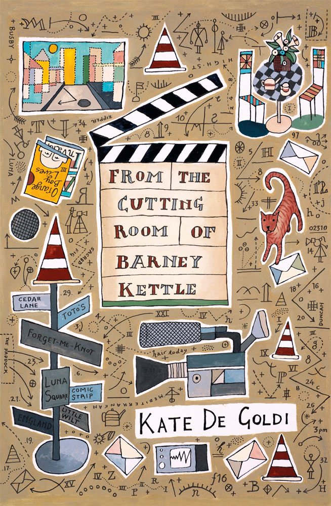 From the Cutting Room of Barney Kettle